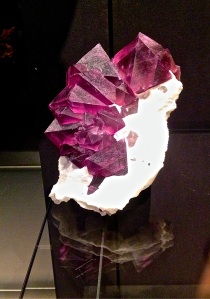 Fluorite mineral CaF2, from China.